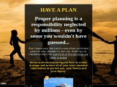 Your Plan. Done
